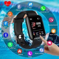 Heart Rate Blood Pressure Monitor PLUS Smart Bracelet Wristbands