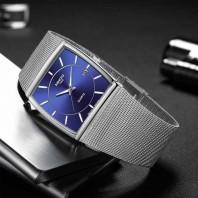 NIBOSI Simple Watch Men Fashion Brand Quartz Watch Luxury Creative Waterproof Date Casual Men Watches Relogio Masculino