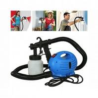 Paint Zoom Spray with Shoulder Compressor