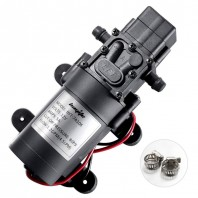 12 Volt High Pressure Full Set Water Pump