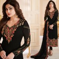 Party Wear Georgette Suit Salwar Kameez