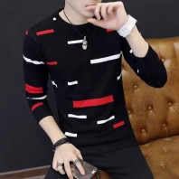 Menz full sleev polo-shirt-4339