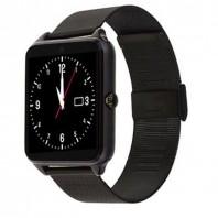 GSM Bluetooth Smart Watch Phone Multiple Functions Steel Belt-3302