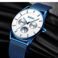 Slim Chronograph Luxury Watch-3113