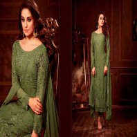 Mohini Glamour Designer with pearls and embroidery work salwar kameez-1914